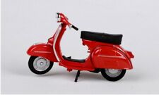 1:18 MAISO Vespa 1968GTR Alloy Bike Motorcycle Model Toys Collection Gift W Base