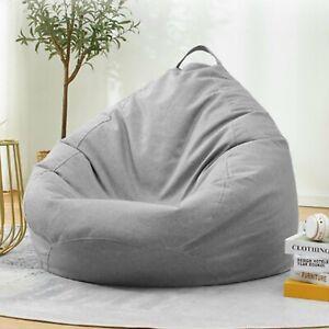 Sitzsack Sitzkissen Lounge Sessel Beanbag Indoor Outdoor ohne Füllung  NEU
