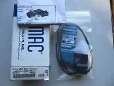 Mac 434A-B0C-DM-DDDA-1CM Pneumatic Valve 24VDC NEW!!! in Box Free Shipping