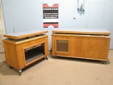 Custom Built Hd Commercial Nsf Hot Amp Cold Buffet Tables Withwooden Table Tops