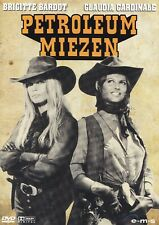 PETROLEUM MIEZEN - DVD - Brigitte Bardot, Claudia Cardinale,Michael J.Pollard...