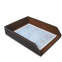 Richblue Office Desk Files Organizer Trays A4 Print Papers Documents Holder Box