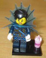 Lego 71019 Ninjago Movie Figur - Hai Monster Anführer General - Nr.11