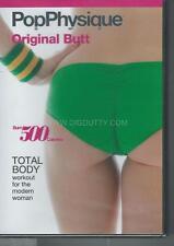 PopPhysique Original Butt - Total Body Workout  (DVD, 2012) - NEW