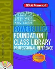 Powerbuilder Foundation Class Library Professional Reference Team Powersoft Ser