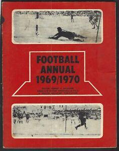 Rare Malta Football Booklet Malta Football Annual 1669-70