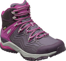 KEEN Aphlex Mid WP WATERPROOF Rain BACKPACK Trail HIKING BOOTS Shoes WOMENS sz 7