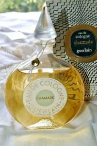 Vintage Guerlain Chamade EDC 3 oz. Sealed Bottle and Box 1967-8 Original RARE
