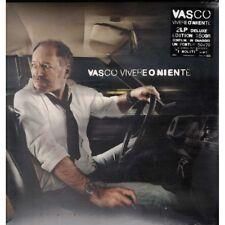 Vasco Rossi LP Vinile Vivere o Niente Limited Ed Num Sigillato 5099909530119
