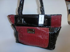NINE WEST PURSE BLACK MULTI NICE & CHEAP!!!!