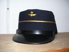 Eisenbahn Bahn Uniform Mütze Kappe  Schirmmütze  Belgien