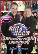 Ant and Dec's Saturday Night Takeaway 2  DVD R2 NEW