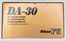 Nikon DA-30 Action Finder for F5 #2003279 ............. LN