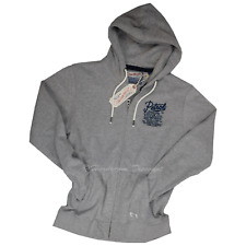 Petrol Industries Herren Sweatjacke M-SS16-SWH308 Color 938 Grey Melee Größe L