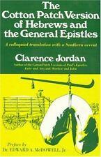 Cotton Patch Version Hebrews & General Epistles(2003, Paper) ISBN 9780832918797