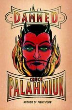 Damned by Palahniuk, Chuck