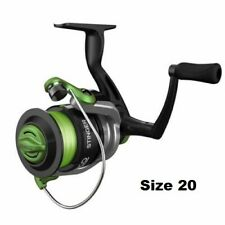 Zebco Fishing Stinger Size 20 Spinning Reel 5.3:1 Pre-Spooled With 8 Lb Line