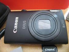 Canon IXUS 230 HS 12.1MP Digital Camera - Black EXCELLENT CONDITION