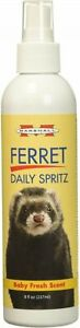 Marshall Baby Fresh Scent Daily Spritz for Ferrets, 8-oz bottle free Shipping