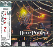 DEEP PURPLE-COME HELL OR HIGH WATER-JAPAN BLU-SPEC CD2 D73