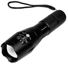 *NEW* Professional Tactical Ultra Bright Zoomable Camping Waterproof Torch