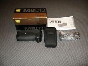 Nikon MB-D10 Multi-Power Battery Grip for the D-300(s) & D700 Digital Camera NIB