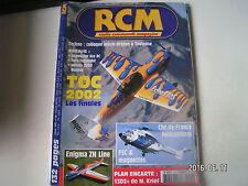 """** RCM n°261 Plan encarté 13D2+ modèle """"3D"""" de Marck Krief / Nebula 2000"""