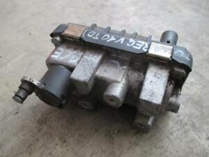 Stellmotor Ladedruckregler Hella 6NW009228 730314 Garrett Turbolader AUDI VW
