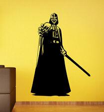 Darth Vader Wall Decal Star Wars Universe Vinyl Sticker Atr Wall Mural Decor 10s