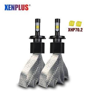 H7 Led bulb 120W 14000lm Cree XHP70.2 Chips H4 H11 HB3 Auto Led Headlight Bulbs