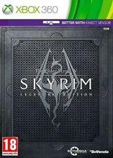 THE ELDER SCROLLS V SKYRIM LEGENDARY EDITION XBOX 360 PAL-FR OCCASION
