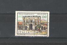 B9627  - ITALIA 1981 - VILLA CAMPOLIETO N. 1577 - MAZZETTA  DA 50 - VEDI  FOTO