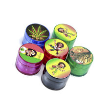 Mini 4 Layer Leaf Herbal Herb Tobacco Grinder Smoke Spice Crusher Hand Mullers