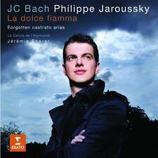 Jeremie Rhorer - J.C. Bach: La dolce fiamma