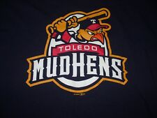 Toledo Mud Hens Minor League Baseball Logo T Shirt Youth Large Nice Tigers