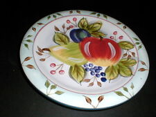 Heritage Mint BLACK FOREST FRUITS Dinner Plate/s