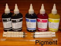 Pigment Bulk 500ml refill ink for Epson inkjet printer