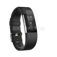 2 X Invisible Screen Protector for Fitbit Charge 2 HR