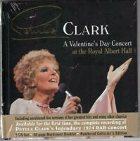 PETULA CLARK ~ A Valentine's Day Concert at the Royal Albert Hall ~ SEALED 2xCD