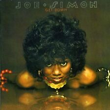 Joe Simon - Get Down [New CD] UK - Import