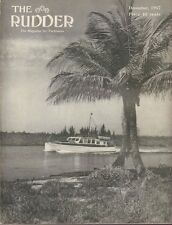 The Rudder December 1947 The Common Sence of Yacht Design 032817nonDBE