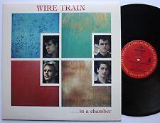 Wire Train Columbia/415 Records DJ LP 1984