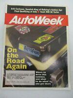 AUTO WEEK MAGAZINE MAY 29, 1995 MOSPORT PARK TRANS AM SAAB TURBO COUPE SE CAR