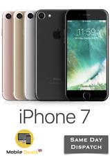 Apple iPhone 7 32GB 128GB iOS Smartphone 4G LTE Unlocked - Very Good Condition