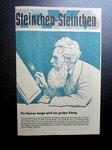 MOSAIK-Beilage Nr. 62, Steinchen an Steinchen, 1962, Original, druckfrisch