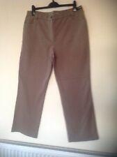 Michele 46 (20) vert kaki Comfort Fit Jeans