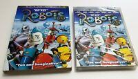 Robots (OOP Factory Sealed 2005 DVD With Slipcover) Mel Brooks
