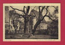 Marburg Lahn Panorama Hinter der Elisabethkirche Kornspeicher 25.01.1913