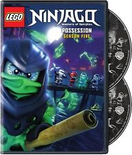 Lego Ninjago: Masters Of Spinjitzu - Ssn 5 - 2 DISC SET (2016, DVD New)