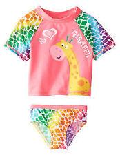 Animal Print Baby Girls' Swimwear